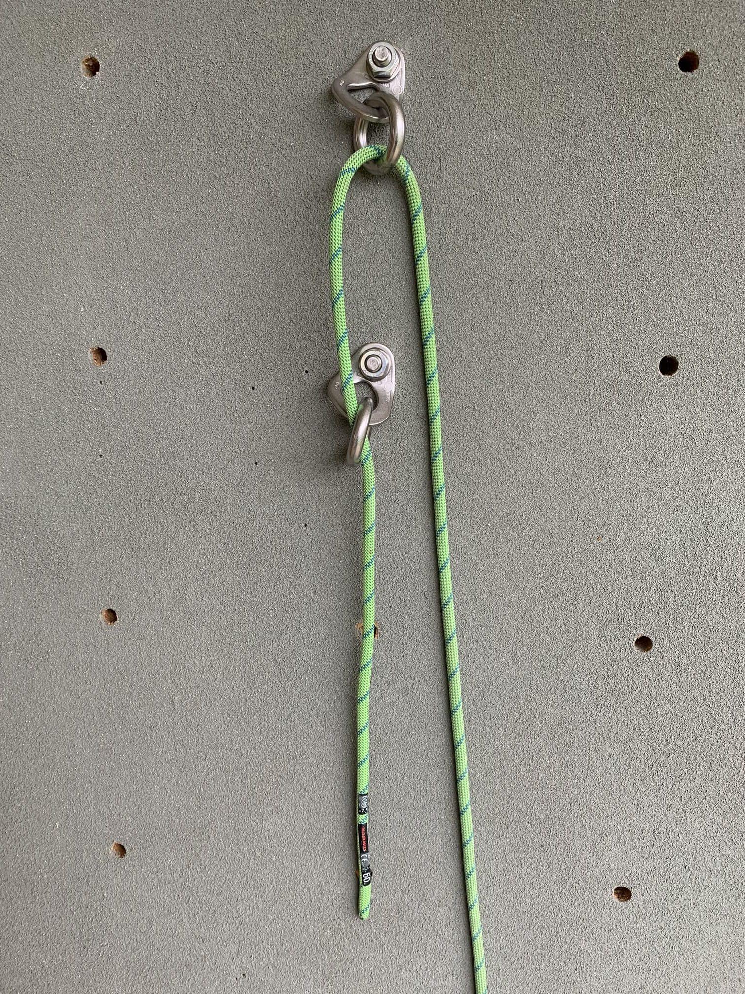 Nœud simple doublé 1