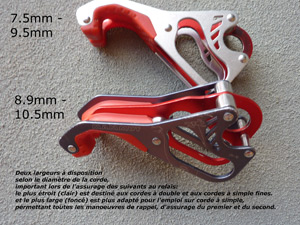 noeud-rappel-Smart-Alpine-Mammut